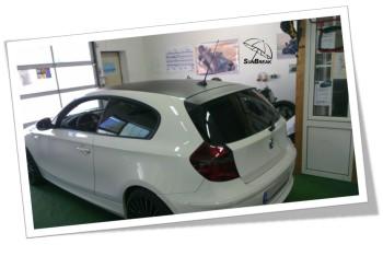 Sunbreak Car Wrapping - Praxisbeispiel BMW nachher Gallery-10