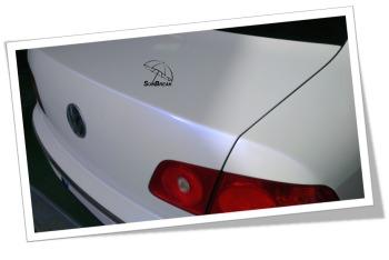 Sunbreak Car Wrapping - Praxisbeispiel VW